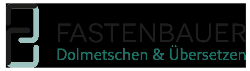 Logo - Fastenbauer - Dolmetschen & Übersetzen